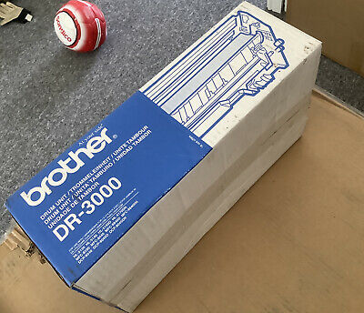 BROTHER DR-3000 DRUM UNIT And Compatible HQ Toner • 18£