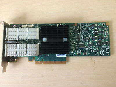 20Gbps DDR INFINIBAND Or 10Gbe Dual Port PCI-E Server MHRH2A-XSR Adapter Card • 10£