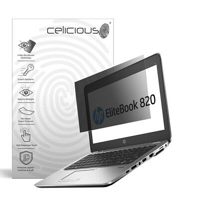 Celicious HP Elitebook 820 G3 (Touch) 360° Privacy Screen Protector • 54.95£