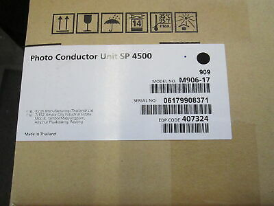 Ricoh 407324 Photo Conductor Unit For SP4500 With 2K Yield • 50£