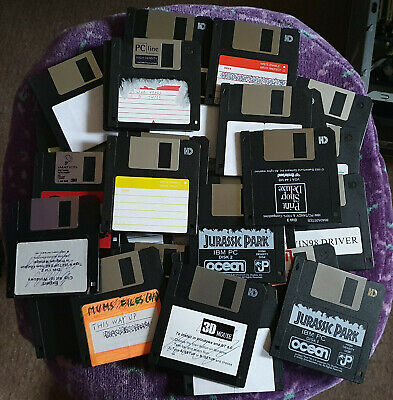 3.5  1.44mb Ds Hd Blank Formatted Floppy Disks Discs Diskettes • 1£