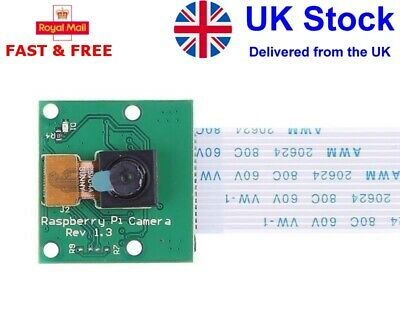 New Camera Module Board 5MP Webcam Video 1080p 720p For Raspberry Pi 2 A B+ Pi 3 • 5.99£