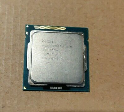Intel CM8063701211700 Core I7-3770K 3.5GHz Quad-Core Processor • 67£