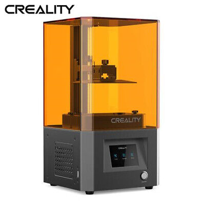 Creality LD-002R UV LCD 3D Printer Air Filtration System 2K Screen 119X65X160mm • 249.99£