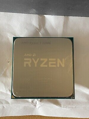 AMD Ryzen 3 3200g - Quad-Core Processor • 75£