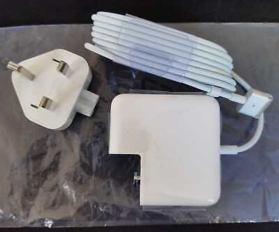 60W Power Adapter Charger For Apple MacBook Pro & Retina 13  T-Tip Mag Safe 2  • 27.31£