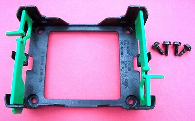 Dell Optiplex Gx280 Heatsink & Fan Mounting Bracket, Green Locking Brackets  • 6£