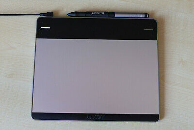 Wacom Intuos CTL-480 Graphics Tablet With Pen & Micro USB Cable. • 36£