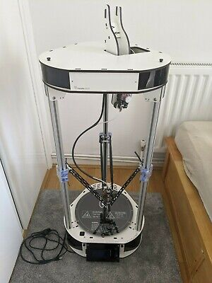 SeeMeCNC Rostock Max V2 Delta 3D Printer • 350£