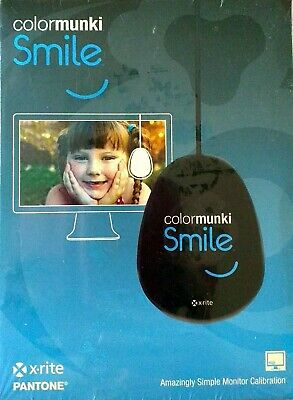 ColorMunki SMILE  X-Rite Screen Colour Calibration Tool For Computer, Brand New • 115£