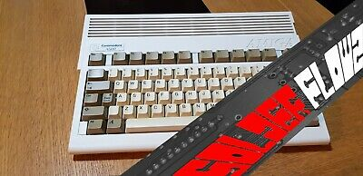 Commodore Amiga 600 Recapped (Organic Polymers) - REFURBISHED CLEANED & TESTED • 260£