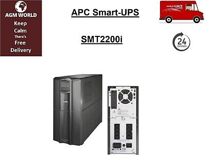 APC Smart-UPS SMT2200i Back UP Power Supply • 249.99£