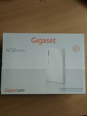 Gigaset N720 Ip Pro Cordless Dect Cell • 189£