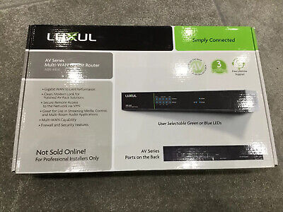 Luxul ABR-440 Multi-WAN Gigabit Router • 59.99£