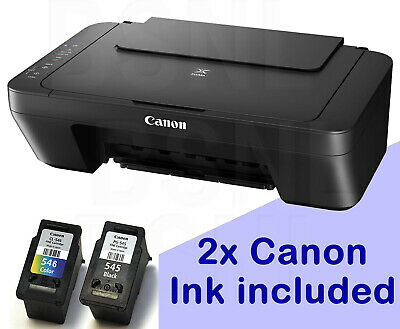 Brand New Printer With Ink Canon Pixma MG2550S Includes 2 Original/genuine Inks • 59.88£