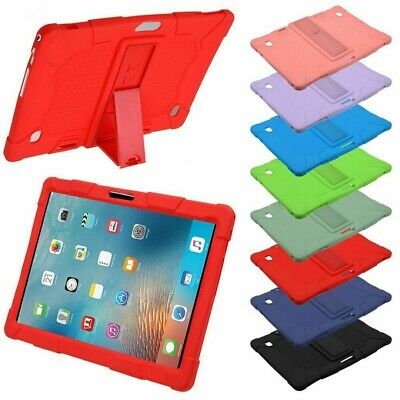 Universal Shockproof Silicone Tablet Case Cover Stand For 10.1  Inch Android PC • 6.28£