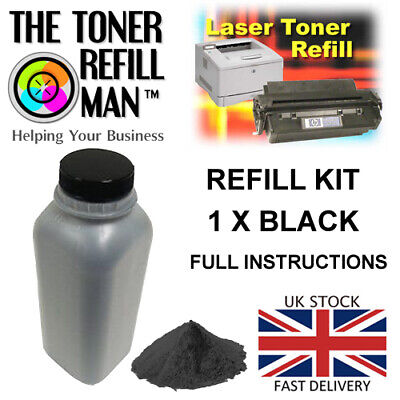 Toner Refill For Use In Brother Mono Printers,100g Toner Powder With Instruction • 12.94£