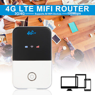 MINI Unlocked 4G LTE Mobile Broadband WiFi Wireless Router Portable MiFi Hotspot • 22.99£