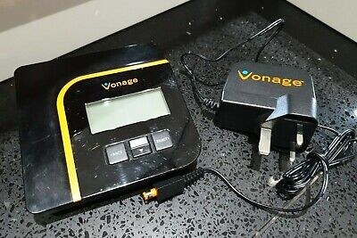 Vonage VDV21-VU Router And Switch Adaptor  VIOP Phone Systems Digital Box  • 9.99£