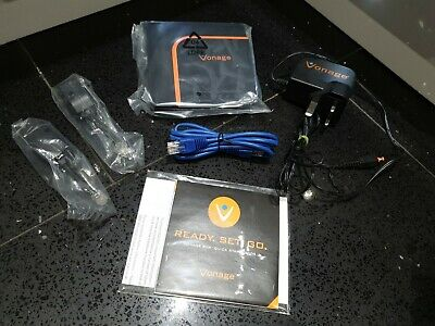 New Vonage VDV22-VU Router & Adaptor VIOP Digital Phone Systems Box  • 14.99£
