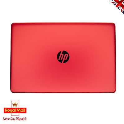 HP Pavilion 250 G6 | 255 G6 | 15-BS 15-BW  Screen Top Lid Cover Red  926293-001 • 34.95£