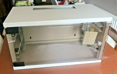 Coms/ Patch Panel Cabinet • 25£
