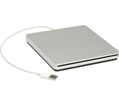 Apple USB SuperDrive DVD Re-Writer - Silver (MD564ZM/A) • 12.90£