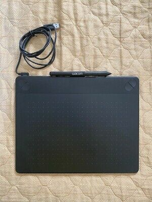 Wacom Intuos Art Pen And Touch Tablet CTH690AK - Medium Black • 50.99£