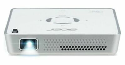 Acer C101 Portable Projector - White • 29.50£