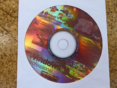 Windows XP Professional Version 2002 Includes Service Pack 3 • 9.50£