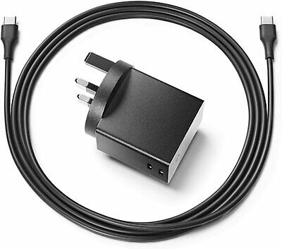 Official Google 22.5W Wall Charger Adapter/1.8m USB-C Cable For IPad Pro 12.9  • 19.95£