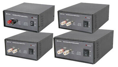 Switch Mode 13.8V Bench Top Power Supply - 40A • 112£