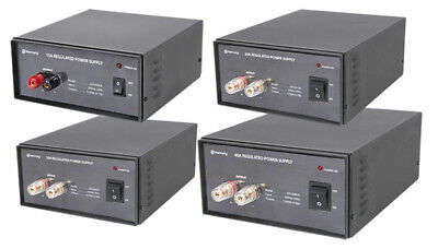 Switch Mode 13.8V Bench Top Power Supply - 15A • 42£