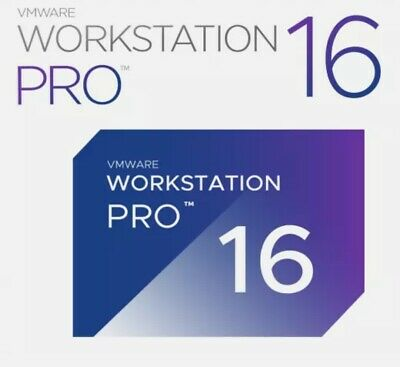 VMware Workstation 16 PRO Unlimited Pc ✓Download  ✓Instant Delivery • 6.74£
