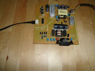 Dell P2719h Monitor Power Board Removed From A Damaged Screen See Pictures • 19.99£