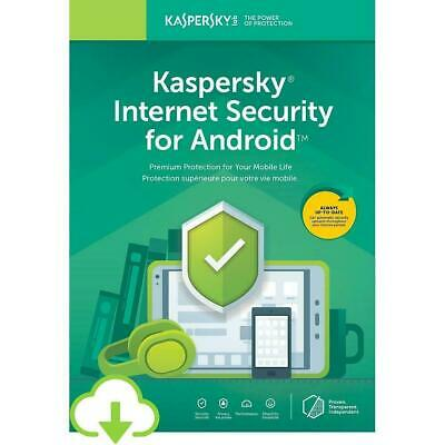 Kaspersky Internet Security For Android - 1 Device 1 Year (Online Delivery)  • 3.45£