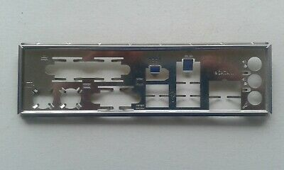 One Metal Backplate I/o Shield For Pc Back Plate As Pictured Fast Uk Despatch 3 • 5£