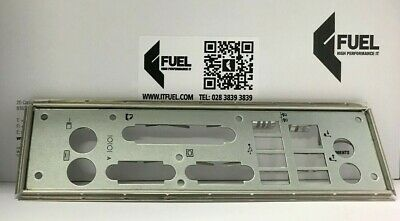 HP Compaq DC7800P I/O Back Plate - Shield For Motherboard ATX. • 2.99£