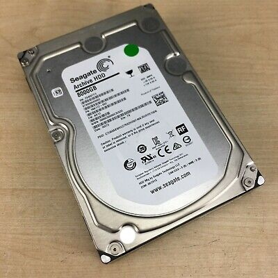 Seagate 8TB Hard Drive, ST8000AS0002, Archive HDD V2, Fully Wiped And Tested • 120£