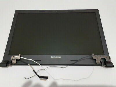 Lenovo B50-30 15.6  Genuine Laptop LCD Screen Complete Assembly • 48£