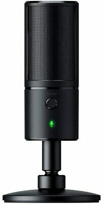 RAZER SEIREN X Streaming USB Condenser Microphone Super Cardiod Black - 1YR WRTY • 95.99£