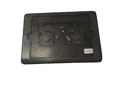 Laptop Cooler Cooling Pad Stand With 2 USB Powered Fans UK • 6.10£