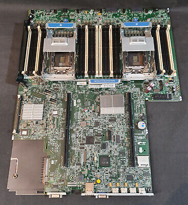 HP Motherboard, HP Proliant DL380P G8, 801939-001, New Old Stock • 300£