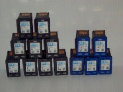 HP300/300xl BLACK AND COLOUR EMPTY INK CARTRIDGES  X15 • 2.30£