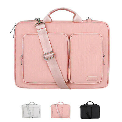 13/14/15 Inch Laptop Case Shoulder Bags Notebook Sleeve Carrying Case With Strap • 16.59£