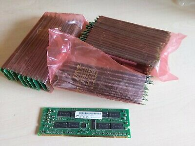 50 X SUN 501-7385 512MB Bulk Memory RAM For Re-use Or Precious Metal Extraction • 14.99£