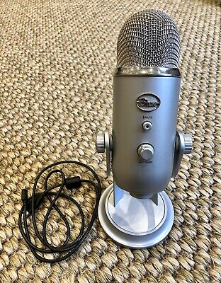 Blue Yeti Professional USB Microphone - Excellent Condition • 22.10£