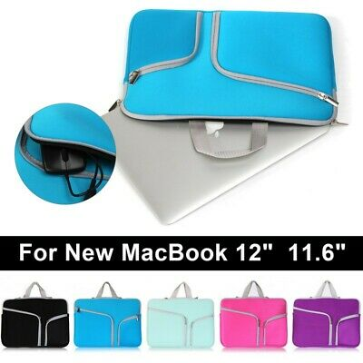 11 13 15' Universal Laptop Sleeve Case Carry Bag For MacbookAir Pro Lenovo Dell- • 9.99£