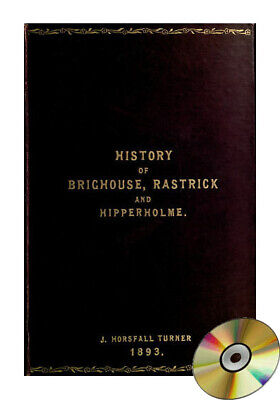 The History Of Brighouse, Rastrick & Hipperholme 1893 • 3.99£