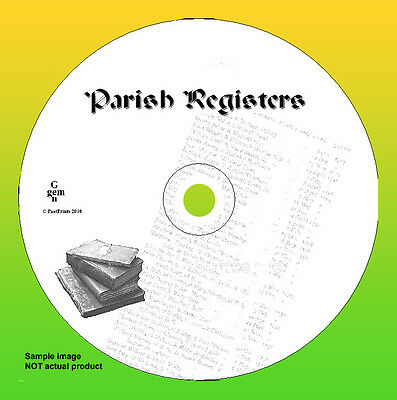 Yorkshire, Garforth 1631-1812 Parish Registers Records        MMXIX • 2.34£